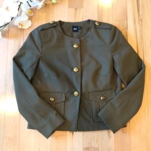 ASOS green jacket